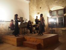 Ισπανικό Κατάλυμα στη μεσαιωνική πόλη της Ρόδου: Συναυλία μπαρόκ μουσικής με τους Diverse & Bizarre