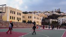 Κτιριακό συγκρότημα Γυμνασίων Σύρου