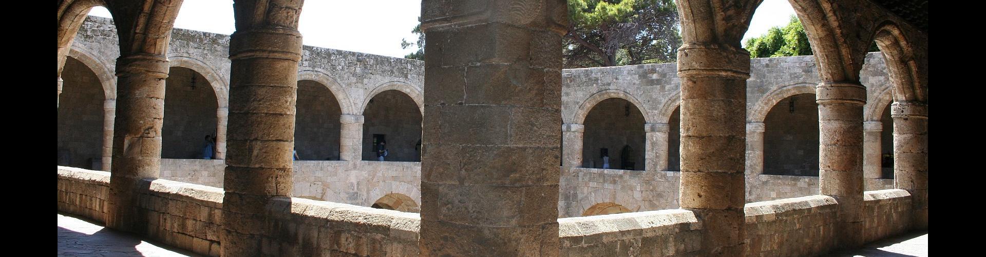 Αναστήλωση και ανάδειξη πολιτιστικών μνημείων
